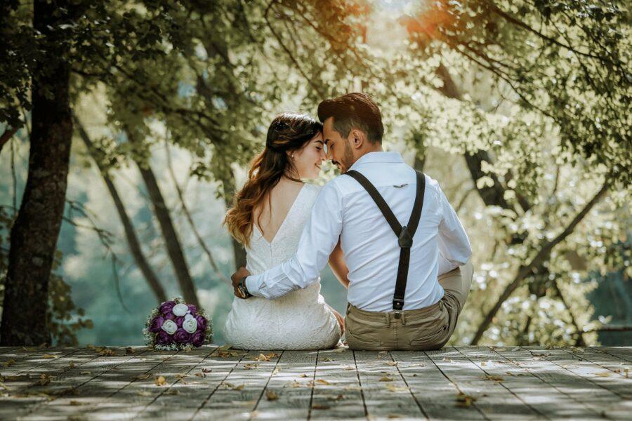 Outdoor Hochzeit planen